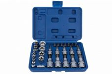 29 Piece Torx Socket Set. Blue Spot Torx & Bit Set. Product Code: 01529(C8-10)